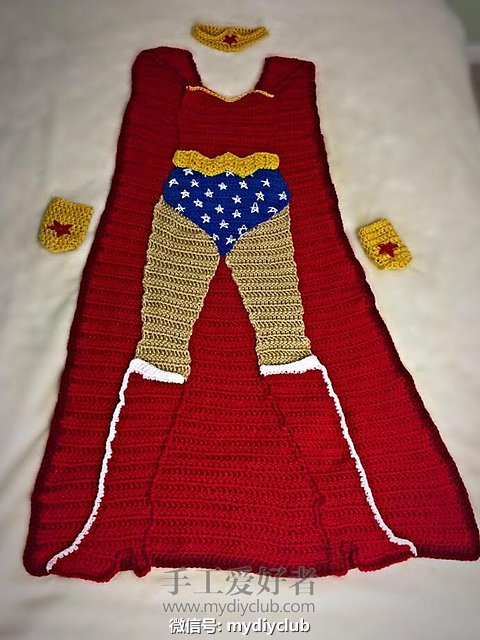 Wonder woman Crochet blanket1.jpg