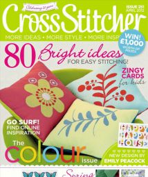 Cross Stitcher 251 2012.04