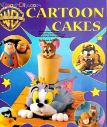 Cartoon Cakes - Debbie_Brown