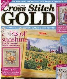 Cross Stitch Gold 32