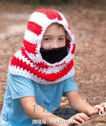 Pirate Hooded Cowl