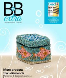 Bead & Button Extra August 2018