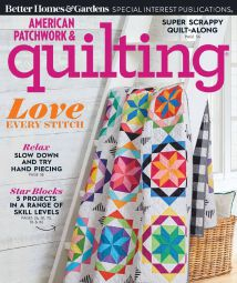 American Patchwork & Quilting - April 01, 2019