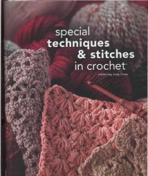 special techniques  & stitches in crochet