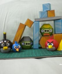 憤怒小鳥系列-Angry Birds from hobikitkertats