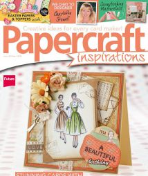 PaperCraft Inspirations - May 2014