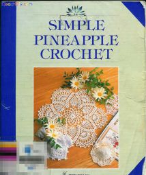 Simple Pineapple Crochet