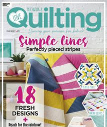 Love Patchwork & Quilting - May 2019