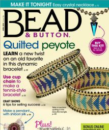 Bead & Button - April 2015