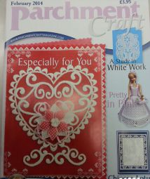 Parchment Craft Feb 2014