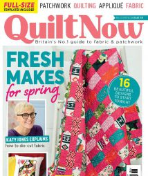 Quilt Now - Issue 59, February 2019