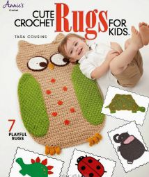cute crochet rugs