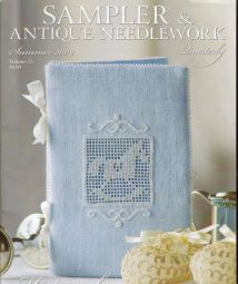 Sampler & Antique Needlework 55 Summer 2009