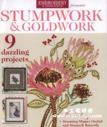 Embroidery & Cross Stitch Vol.19- 2011