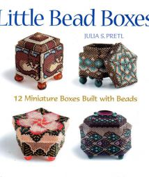 Little Bead Boxes Julie S Pretl