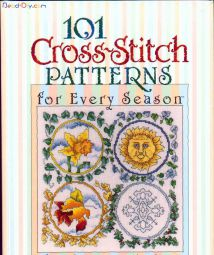 101 cross stitch for all seasons