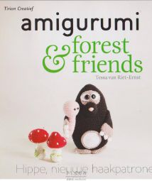 amigurumi forest  friends