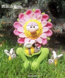 flower - a crochet pattern by mala designs