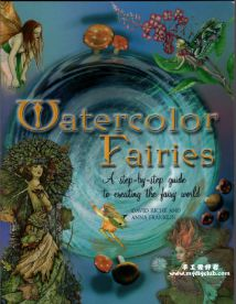 (英文)水彩精灵Watercolor.Fairies.-.Creating.The.Fairy.World