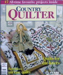 Country Quilter vol 1 no 3