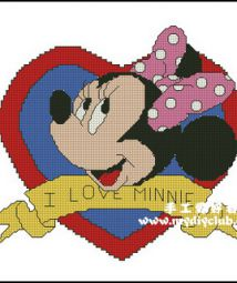 I Love Minnie (101wX91h)