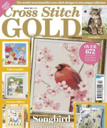 Cross Stitch Gold Issue 153