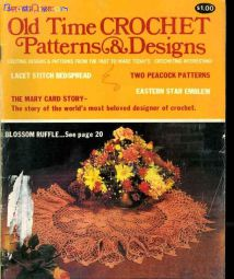 Old Time Crochet Patterns & Designs