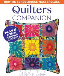 Quilters Companion -  May 2019