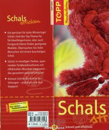 TOPP 6624 -Schals Stricken