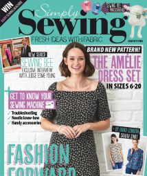 Simply Sewing Issue 53 2019