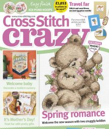 Cross Stitch Crazy Issue 252 March 2019