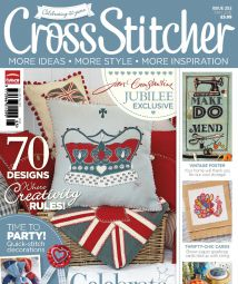 CrossStitcher 252 - May 2012