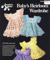 Baby's Heirloom Wardrobe