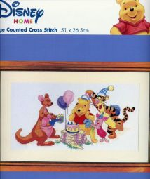 Disney Home-Winnie's party time