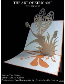 Tien Phuong - The Art of Kirigami