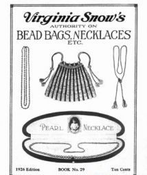 Bead Bags, Necklaces, Etc.__ Published in 1926