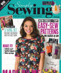 Simply Sewing - Issue 52 May 2019