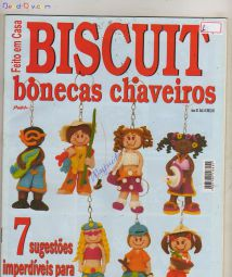 Biscuit bonecas chaveiros Ano01 Ed.14
