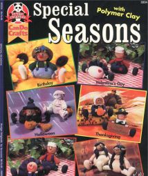 Special Seasons with polymer clay