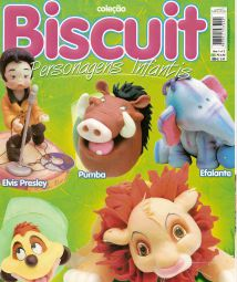 Biscuit Personagens Infantis Ano1 n°2