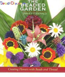 Beaded Garden by Diane Fitzgerald
