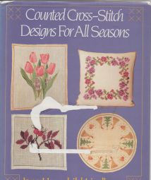 Jana Hauschild Lindberg - Counted Cross-Stitch Designs For All Seasons