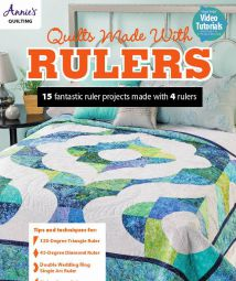 Quilts Made with Rulers _Annie_s
