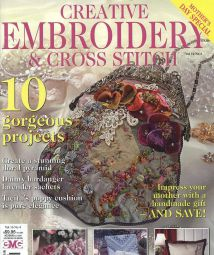 Creative Embroidery & Cross Stitch 4 2009