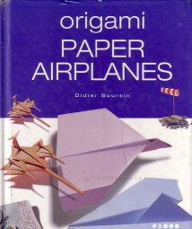 Origami Paper Airplanes,DidierBoursin
