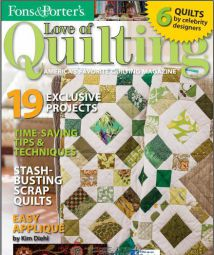 Love of Quilting 13-3-4