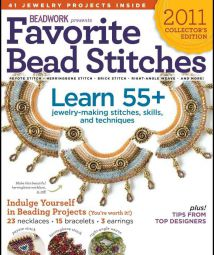 Beadwork - Favorite Bead Stitches