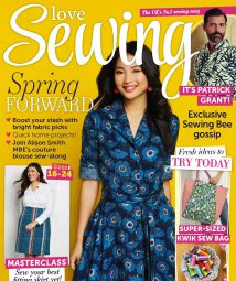 Love Sewing  Issue 63  February 2019
