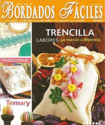 Bordados Faciles 43