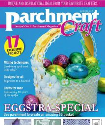 Parchment Craft - April 2016